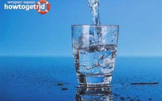 Как сделать дистиллированная воду дома