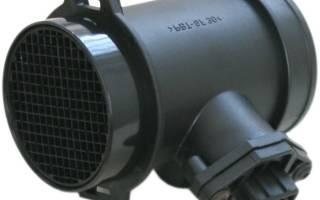 Как проверить датчик расхода воздуха мультиметром