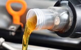 Как поменять масло в двигателе ваз 2114