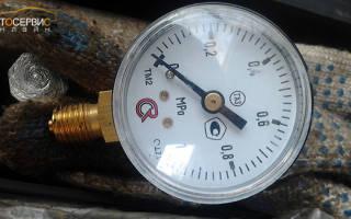 Как проверить давление в рампе ваз 2114