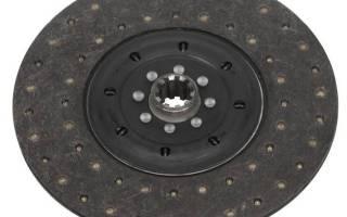 Как ставить диски сцепления на камазе